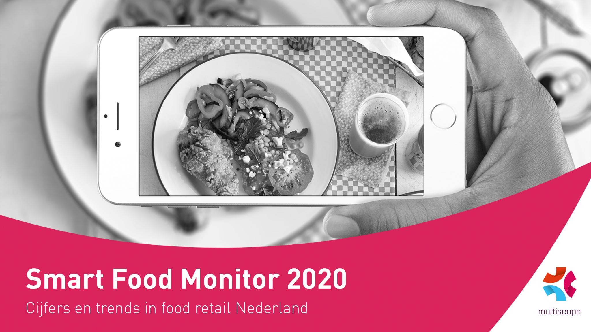 Smart Food Monitor 2020 nu beschikbaar